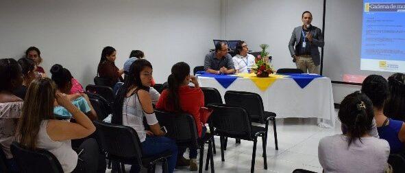 """Lanzamiento revista de investigación """"Cadena de Montaje"""""""