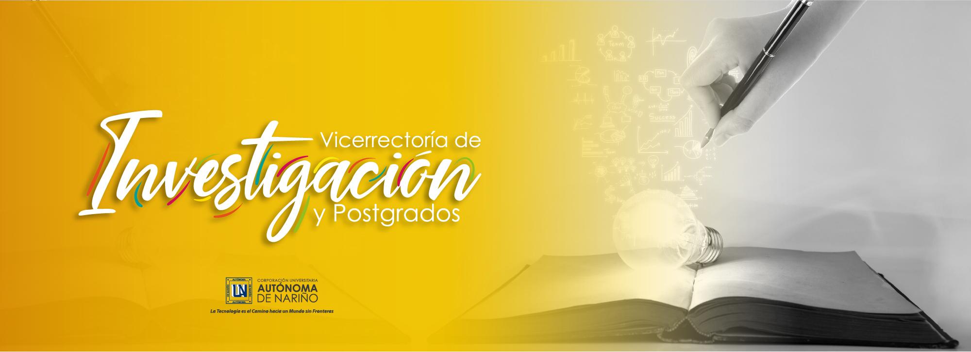 Vicerrectoría – Investigación