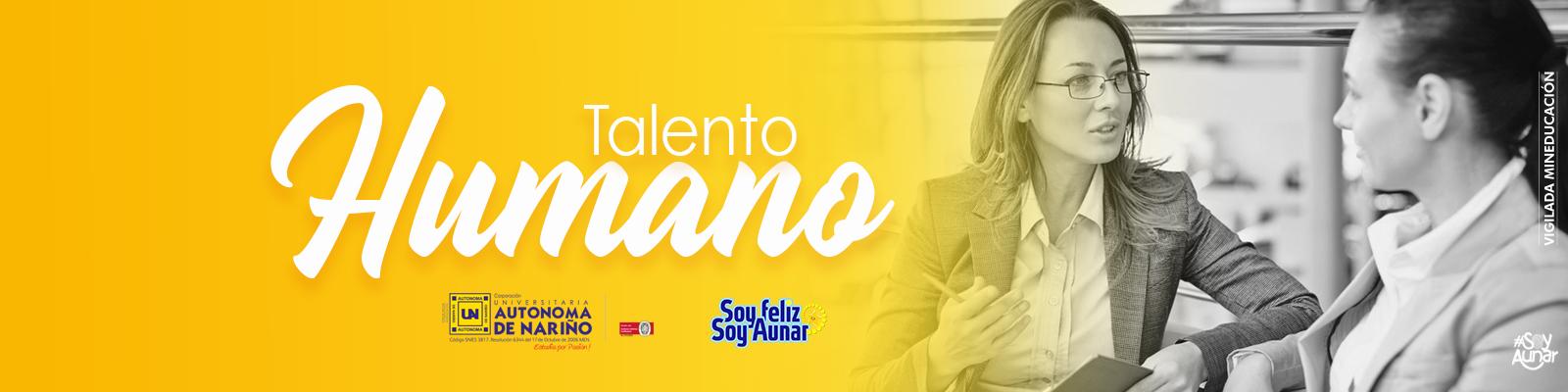 Talento Humano – Quiénes Somos