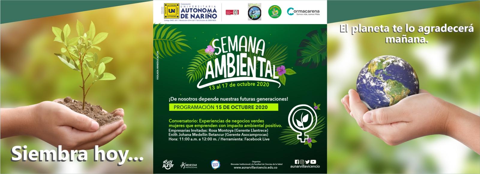 Semana ambiental Aunar