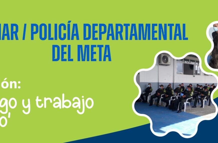 CAPACITACIÓN: LIDERAZGO Y TRABAJO EN EQUIPO, POLICÍA NACIONAL